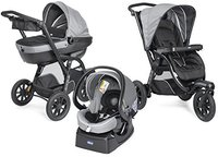 Chicco Trio Activ3 Top Dark Grey