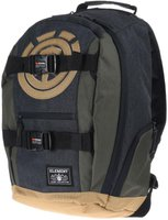Element Mohave Rucksack charcoal heather/moss green