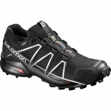 Salomon Speedcross 4 GTX black/black/silver metallic