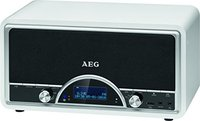 AEG Unterhaltungselektronik NDR 4378 weiß