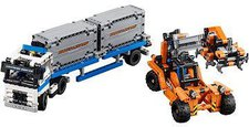 LEGO Technic Container-Transport (42062)