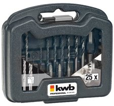KWB Power Box, Bit-Bohr-Satz 25-tlg. (109025)