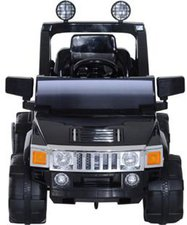 HomCom Elektroauto Jeep