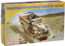 Tamiya Long Range Desert Group Patrol Car (777439)