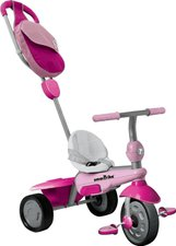 SmarTrike Breeze GL Touch Steering Pink