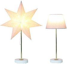 Star Trading Tisch-Weihnachtsleuchte