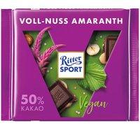 Ritter-Sport Dunkle Voll-Nuss Amaranth (100g)
