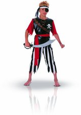 Rubies Kostüm Pirat (883786)