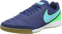 Nike Tiempo Genio II Leather IC coastal blue/polarized blue/rage green