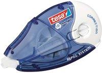 Tesa Korrekturroller 59840, recycelte Verpackungen, 4,2 mm x 14 m 5 Stück