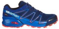 Salomon Speedcross Vario Gtx blue depth/blue yonder/lava orange