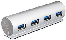 Exsys 4 Port USB 3.0 Hub (EX-1134)