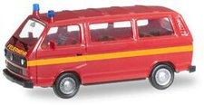"""Herpa VW T3 Bus  """"Feuerwehr """" (091848)"""