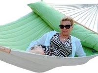 Lola Hängematten Luxus American Hammock Lifestyle Kiwi