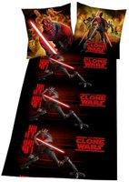 Herding Star Wars Clone Wars (448557050) 80x80+135x200cm