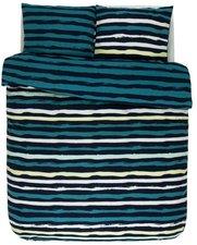 Esprit Home Laure 80x80cm+135x200cm blau