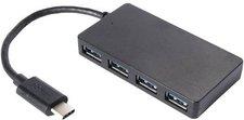 iProtect 4 Port USB 3.0 Hub (IP-80362)