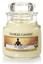 Yankee Candle Duftkerze 6,0x6,0x8,90cm pastell-gelb (1507700E)