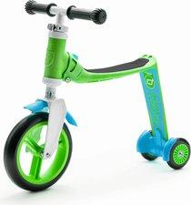 Scoot & Ride Highwaybaby grün/blau