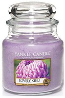 Yankee Candle Lovely Kiku mittleres Jar (1302659E)