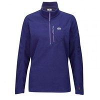 Mountain Equipment Women's Micro Zip T Indigo / Iris