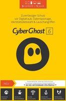 S.A.D. CyberGhost 6 (5 Geräte) (1 Jahr)