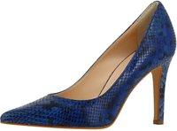 Evita 411810A dark blue snake
