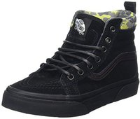 Vans Kids Sk8-Hi MTE black/lime punch