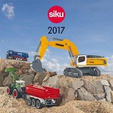 Siku Lüfter 9217 Kalender 2017