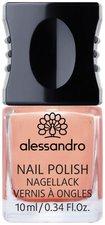 Alessandro Colour Explosion Nail Polish - 911 Satin Rosa (10ml)