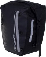OverBoard Classic Waterproof BIke Pannier 17 L black