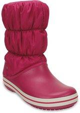 Crocs Winter Puff Boot Women's berry