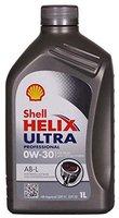 Shell Helix Ultra Professional  AB-L 0W-30 (1 l)