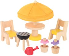 Vedes Beeboo Grill-Set