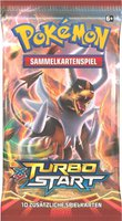 Pokemon XY08 Turbostart Booster deutsch (25814)