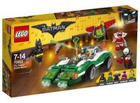 LEGO Batman The Riddler Riddle Racer (70903)