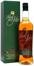 Paul John Classic Select Cask 0,7l 55,2%