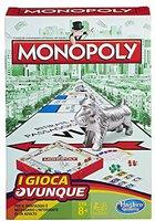 Parker Spiele Monopoly Travel (italian)
