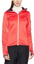 Ortovox Merino Fleece Hoody W Hot Coral