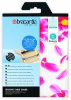 Brabantia Bügelbrettbezug komplett - Pink Santini - Größe D (101908)