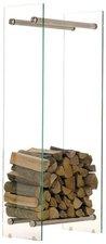CLP Trading GmbH Dacio 35 x 80 x 125cm klarglas