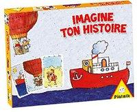 Piatnik Imagine ton histoire (französisch)