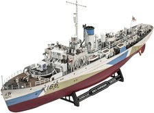 Revell Flower Class Corvette HMCS Snowberry (05132)