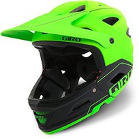 Giro Switchblade Mips schwarz-grün