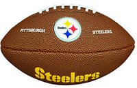 Wilson NFL Team Logo Mini Pittsburgh Steelers
