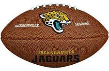 Wilson NFL Team Logo Mini Jacksonville Jaguars