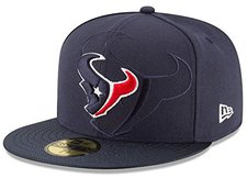 New Era Houston Texans NFL Authentic 2016 On Field 59Fifty