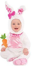 Amscan Wittle Wabbit Baby Costume