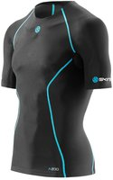 Skins A200 Youth Short Sleeve Compression Top