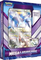 Pokemon Mega-Latios-Box